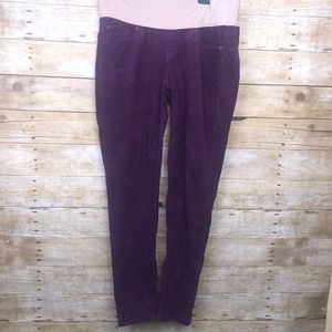 Gap maternity corduroy pants